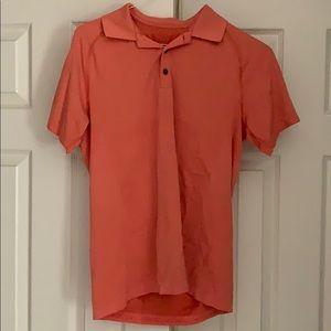 Lululemon Metal Vent Tech Short Sleeve Polo